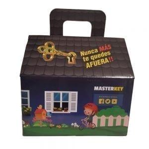 master key caja