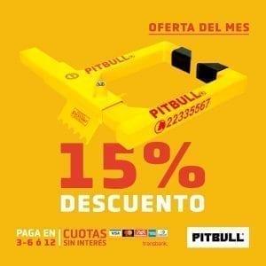 Traba Ruedas PITBULL®